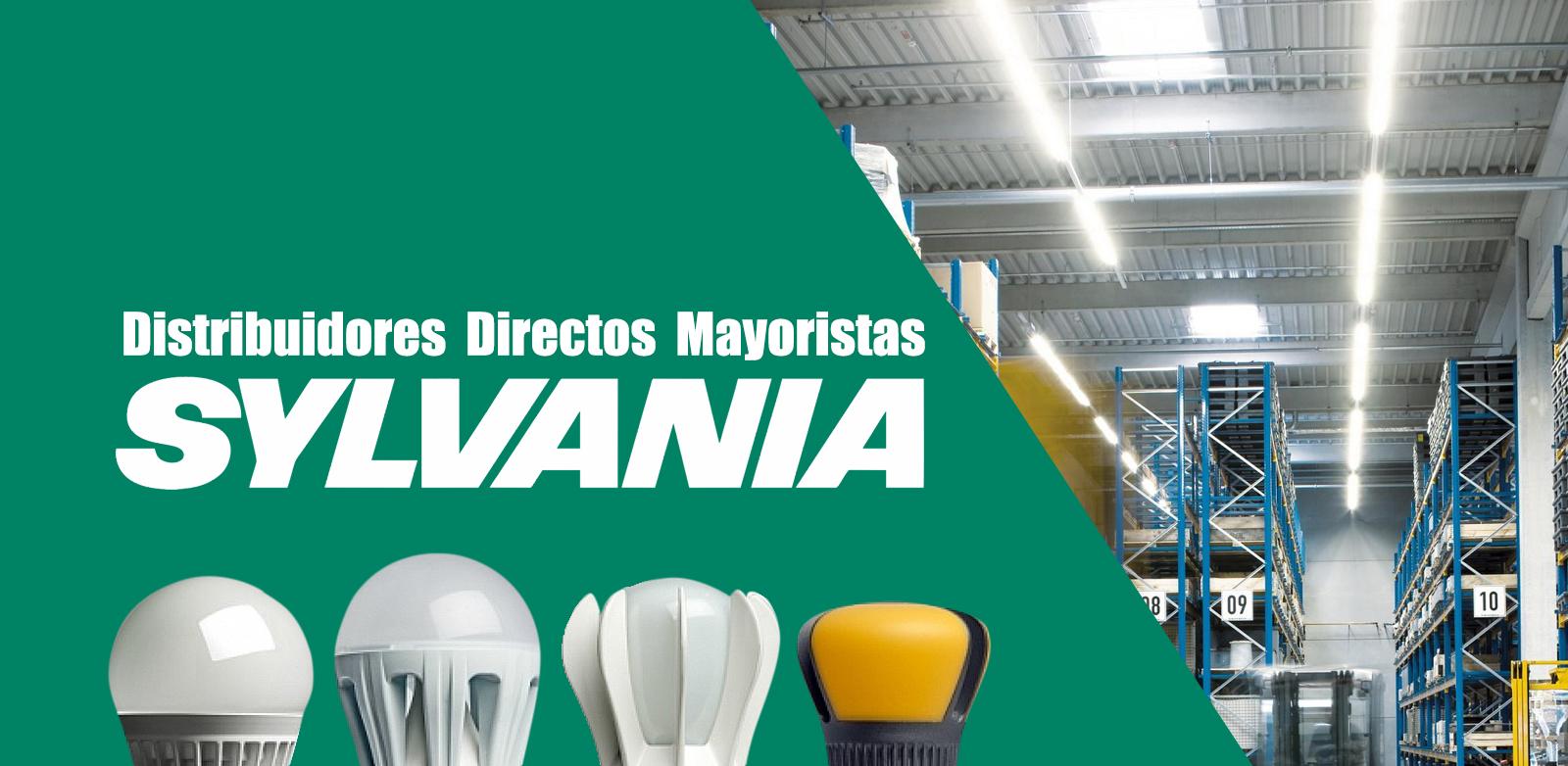 SYLVANIA - Distribuidores Directos Mayoristas - Bogota